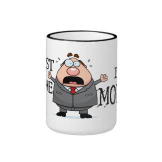 Oh Heck It´s Monday Ringer Coffee Mug