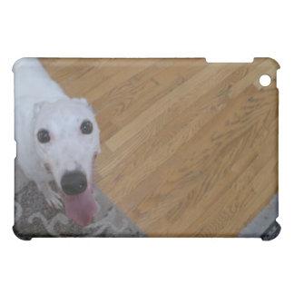 Oh Hi! Greyhound Love iPad Mini Cases