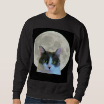 Oh, Hi Kitty and the Full Moon Sweatshirt