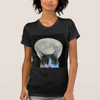 Oh, Hi Kitty and the Full Moon T-Shirt