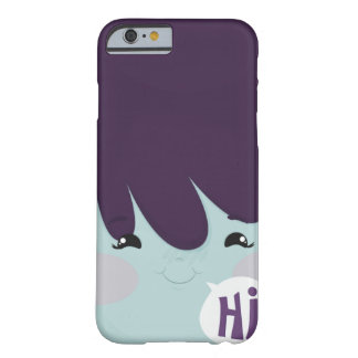 Oh hola funda de iPhone 6 barely there