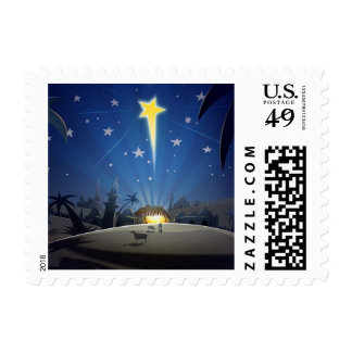 "OH HOLY NIGHT"" POSTAGE"