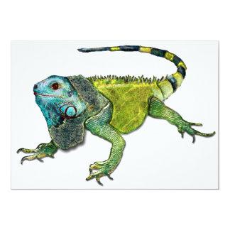 Oh How Iguana Go Home Card