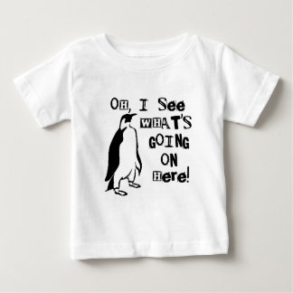 Oh, I See What's Going On  Here Baby T-Shirt