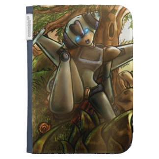 Oh, Ionia! - 'After The Snail Hunt' Kindle Case