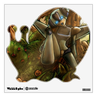 Oh, Ionia! - 'After The Snail Hunt' Snail Decal