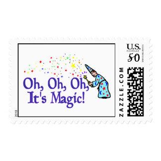 Oh It's Magic Postage