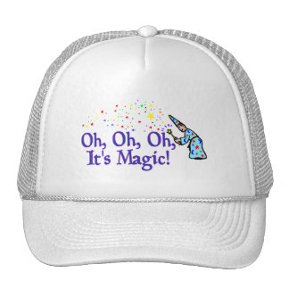 Oh It's Magic Trucker Hat