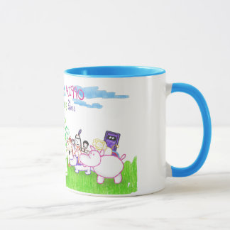 OH&J Ringer Mug