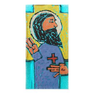 Oh Jesus Card