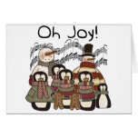 Oh Joy Christmas Greeting Card