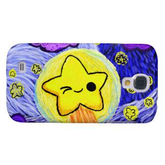 Oh Kawaii, Starry Night Samsung Galaxy S4 Cases