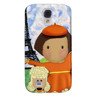 Oh La La Paris iPhone 3gs Case Samsung Galaxy S4 Cover