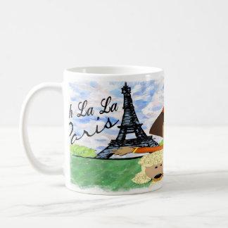 Oh La La Paris Mug