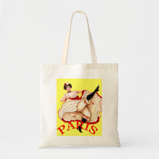 Oh La La Paris Tote Bag