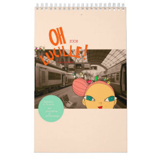 Oh, Lucille! Wall Calendars