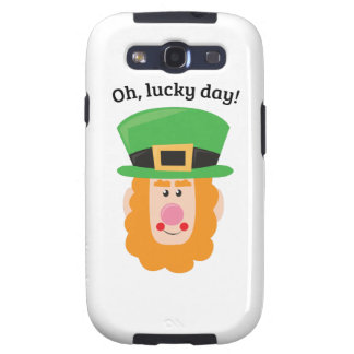 Oh,Lucky Day! Galaxy SIII Case