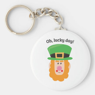 Oh,Lucky Day! Keychains