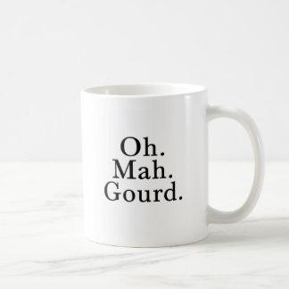 Oh Mah Gourd Mug