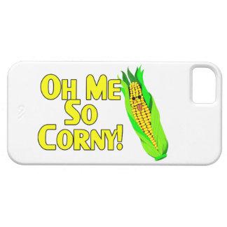 Oh Me So Corny iPhone 5 Cases