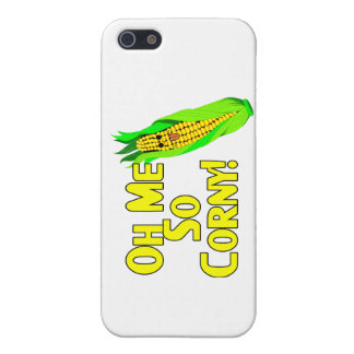 Oh Me So Corny Cover For iPhone SE/5/5s