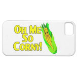 Oh Me So Corny iPhone 5 Covers