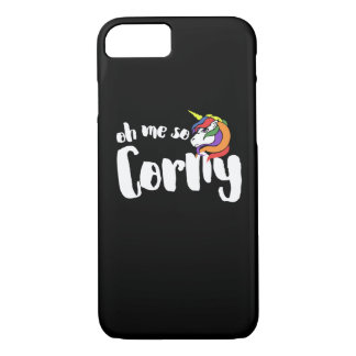 Oh me so CORNY iPhone 8/7 Case