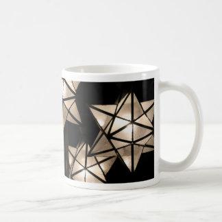 Oh mis estrellas de la suerte taza de café