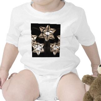 Oh mis estrellas de la suerte traje de bebé