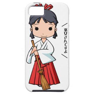 Oh! Miyako English story Omiya Saitama Yuru-chara iPhone SE/5/5s Case