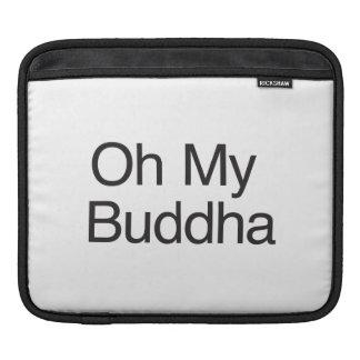 Oh My Buddha iPad Sleeves