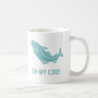 Oh My Cod Coffee Mug