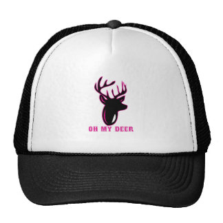 Oh My Deer Mesh Hats