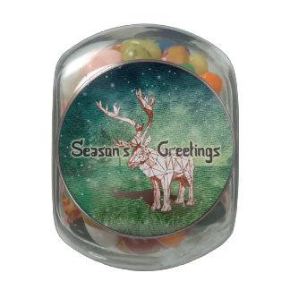 Oh My Deer~ Merry Christmas! | Candy Tin