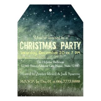"Oh My Deer~ Merry Christmas!   Invitation Cards 5"" X 7"" Invitation Card"