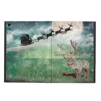 Oh My Deer~ Merry Christmas! | iPad Air Case