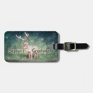 Oh My Deer~ Merry Christmas! | Luggage Tag