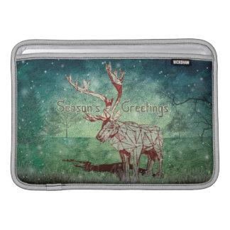 Oh My Deer~ Merry Christmas!   MacBook Air sleeve