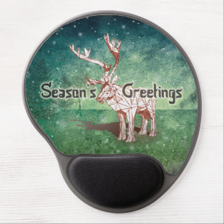 Oh My Deer~ Merry Christmas! | Mousepad Gel Mouse Pads