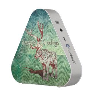 Oh My Deer~ Merry Christmas! | portable speaker