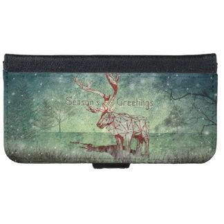 Oh My Deer~ Merry Xmas! | iPhone 6 Wallet Cases