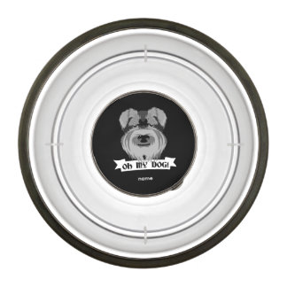 Oh My Dog Terrier Pet Bowl