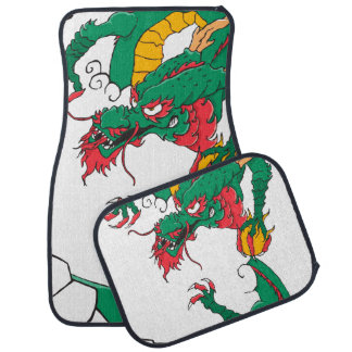Oh My Dragon! Car Mat