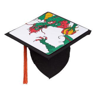 Oh My Dragon! Graduation Cap Topper