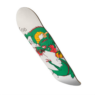 Oh My Dragon! Skateboard Deck