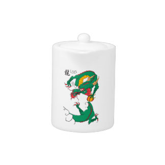 Oh My Dragon! Teapot