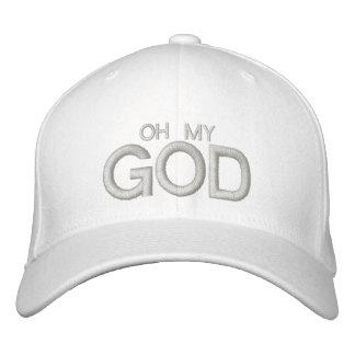 OH MY GOD - Customizable Cap at eZaZZleMan.com