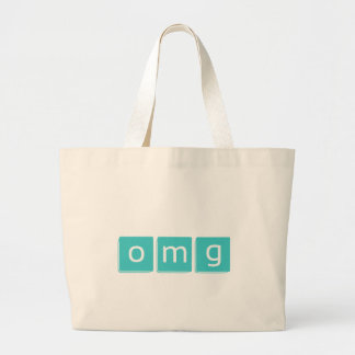 Oh My Goodness Canvas Bag
