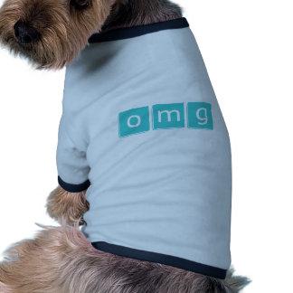 Oh My Goodness Pet Shirt