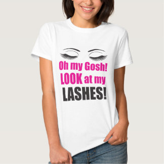 Oh My Gosh! Lashes T-Shirt